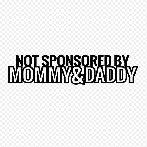 Not sponsored...
