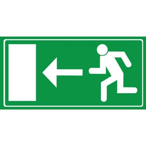 Izhod levo