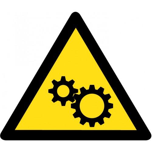 Nevarnost gibljivih delov