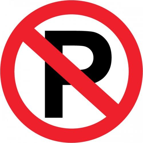 Prepovedano parkiranje