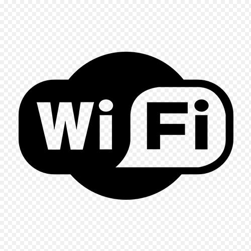 Wi-Fi - Izrez iz folije