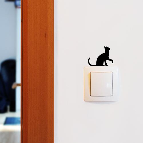 Mačka za stikalo