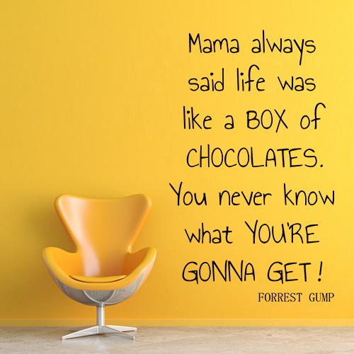 Mama always said